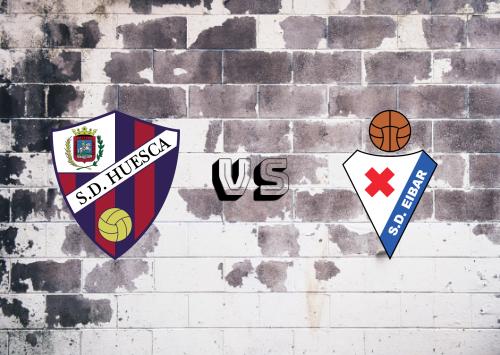 Huesca vs Eibar  Resumen