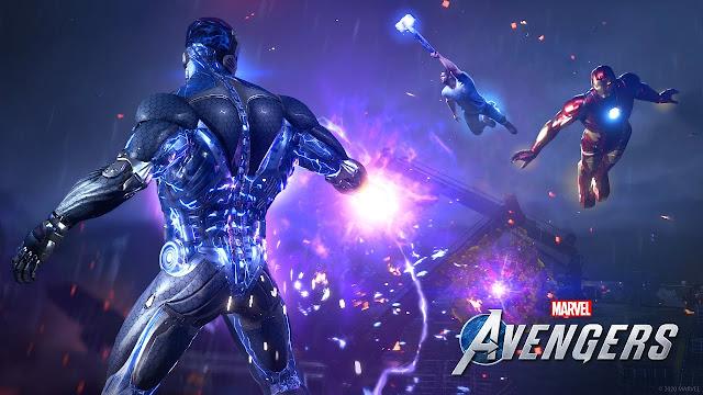 الإعلان الرسمي عن مواعيد بيتا Marvel's Avengers