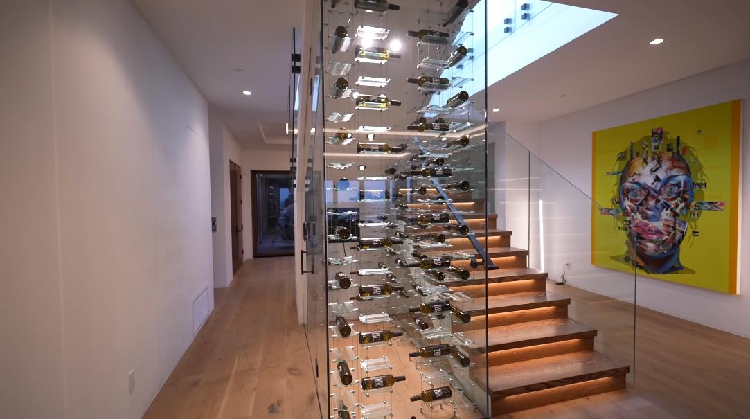 96 Interior Design Photos vs. 1215 Dolphin Ter, Corona Del Mar, CA Luxury Mansion Tour