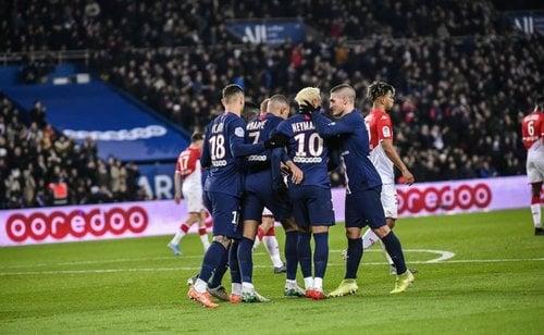 موعد مباراة  باريس سان جيرمان  موناكو كأس فرانسا والقنوات الناقلة