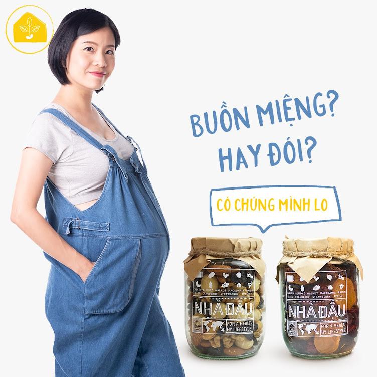 Gợi ý món ăn vặt tốt cho Con, Mẹ Bầu nên ăn trong suốt thai kỳ