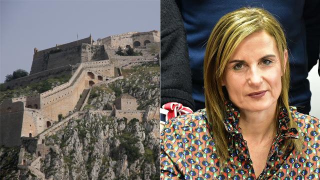 Μαρία Ράλλη: Να θυμηθούμε τις γενναίες πράξεις των ηρώων μας και να παραδειγματιστούμε