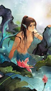 Chu Yunqing game art