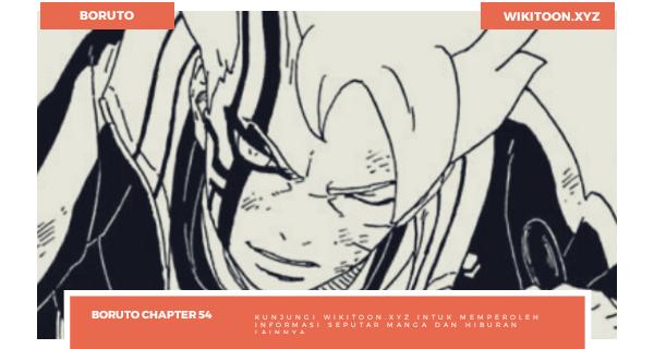 manga Boruto 54 bahasa Indonesia