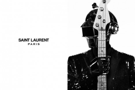 The Saint Laurent Music Project Featuring Daft Punk