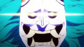 ワンピースアニメ990話 | ヤマト 雷鳴八卦 Yamato | ONE PIECE Beast Pirates