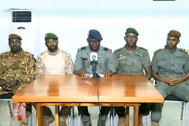 Mali: un coronel se proclamó líder de la junta tras el golpe militar