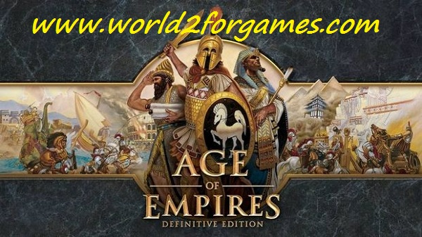 """Free Download Age of Empires Definitive Edition ""Fitgirl Repack"