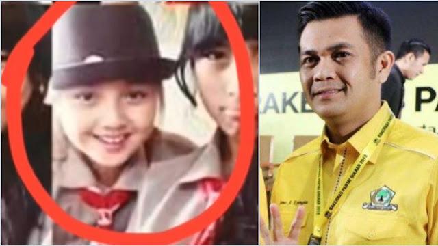 Diduga Selingkuhan Wakil DPRD Sulut, Beredar Foto Angel Sepang, Netizen: Pelakor Termuda