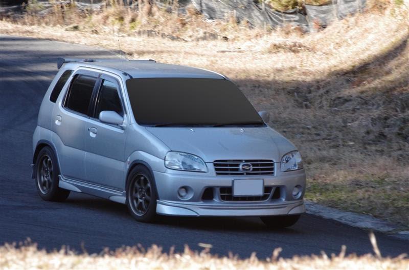 Suzuki Ignis, HT51S, M13A, miejski samochód z napędem na cztery koła