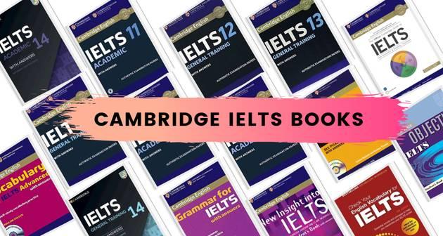 download all cambridge ielts books pdfaudio 1-14