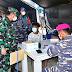 TNI AL Lancarkan Serbuan Vaksinasi Covid-19 Masyarakat Maritim Dari Pulau ke Pulau