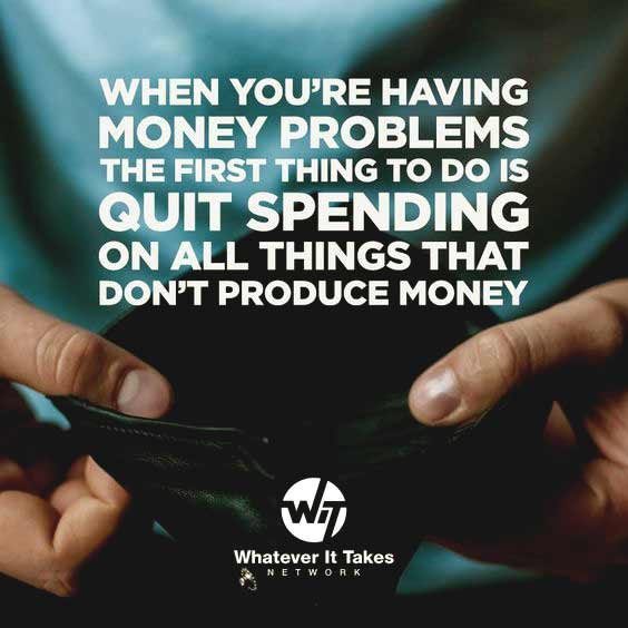 quotes about making money