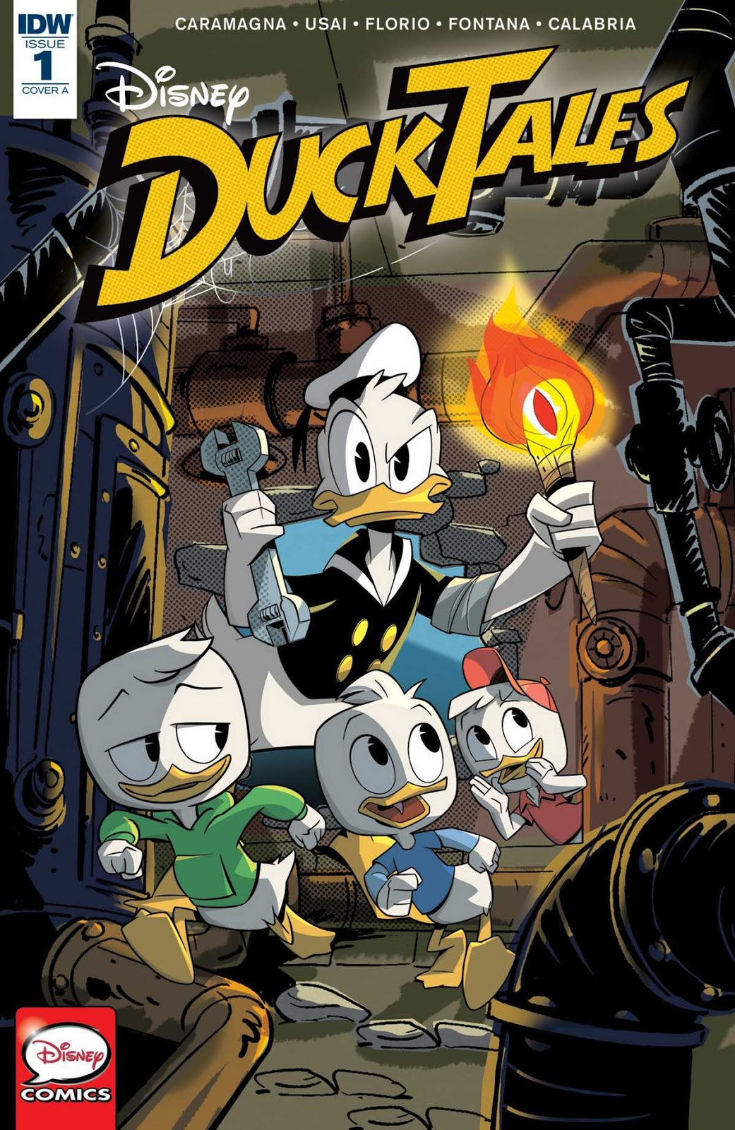 DuckTales (2017) ταινιες online seires oipeirates greek subs