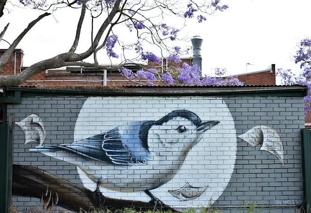 Mayfield Street Art | Mural by Thomas Jackson