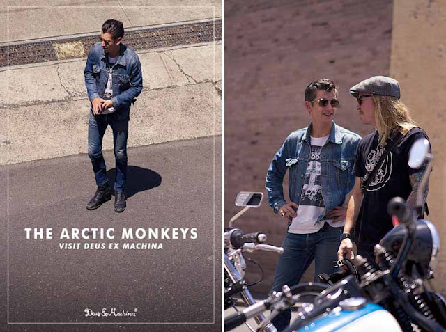 surfin estate blog surf culture skateboard surfboard motorcycle deus ex machina arctic monkeys alex turner matt helders