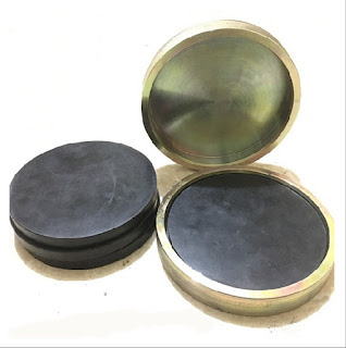 Jual Rubber Capping Pad
