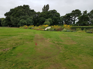 Putting course at Lowther Gardens in Lytham