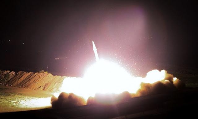 Irán disparó misiles contra bases en Irak usadas por tropas de Estados Unidos