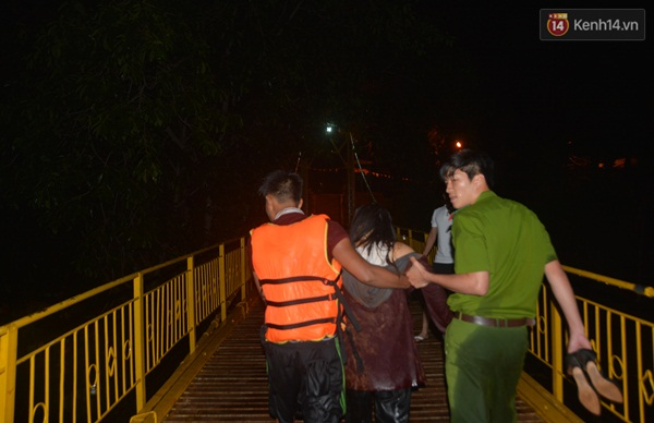 Gia Lai: Bỏ lại chồng và con trai 3 tuổi, cô gái trẻ nhảy cầu treo tự tử