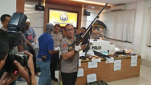 40 Terduga Teroris Ditangkap Tim Densus 88 Pasca-Penusukan Wiranto