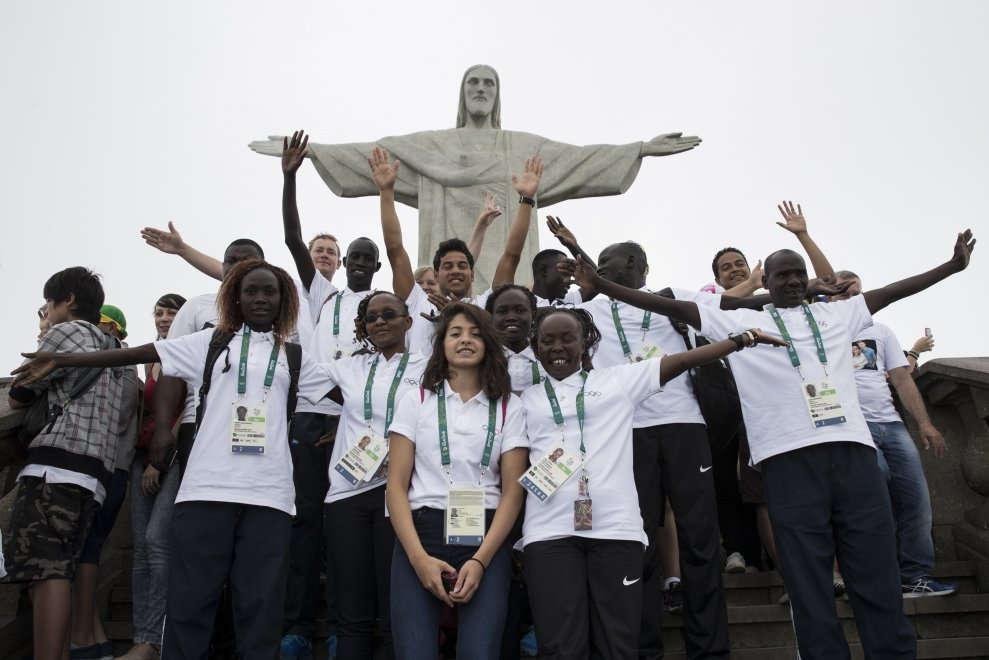 rifugiati-Rio
