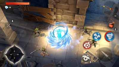 Dungeon Hunter 5 Apk Data Mod