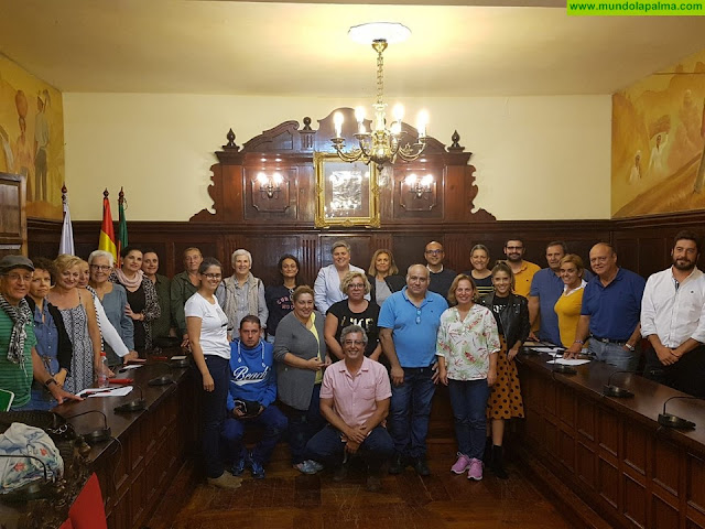 Los Consejos de Barrio ya son una realidad en Los Llanos de Aridane