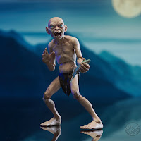 Diamond Select Lord of the Rings Gollum Deluxe Action Figure
