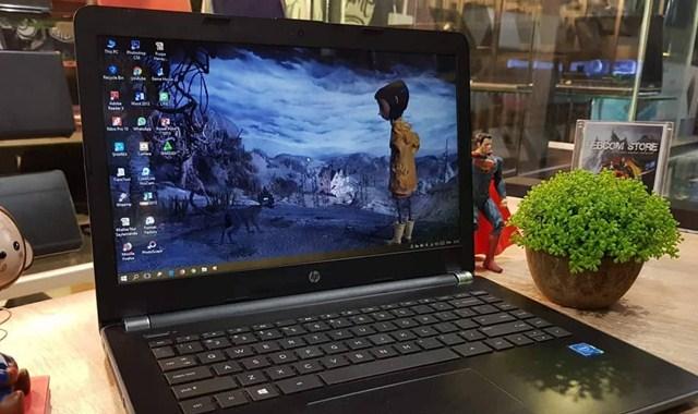 Tutorial Cara Screenshot di Laptop Hp