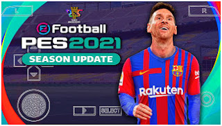 Download eFootball PES 2021 PPSSPP TM ARTS New Textures V2.0 Best Graphics Face Real & Full Update Transfer