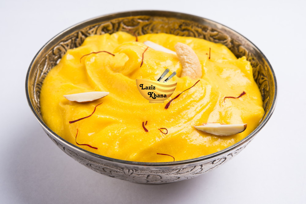 Mango Kheer Recipe in Hindi
