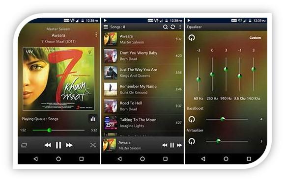 PowerAudio Pro Music Player v7 1 3 & PowerAudio Plus APK for