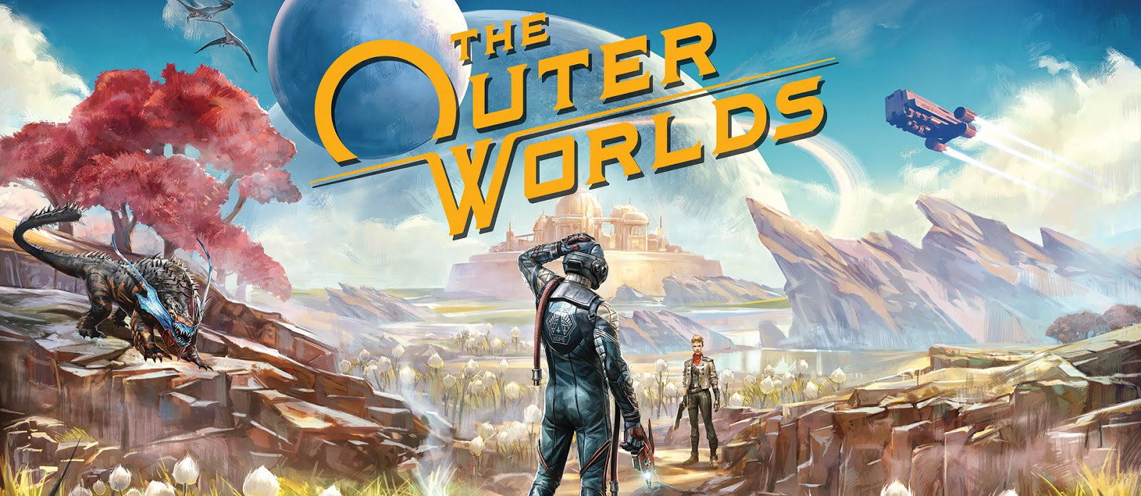 The Outer Worlds for Xbox One and Windows 10