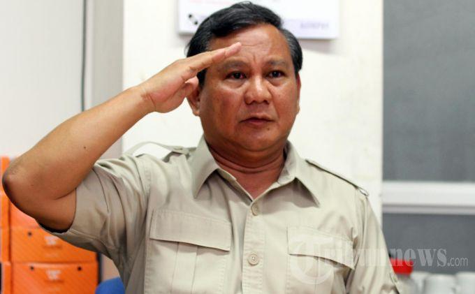 Sehari Setelah Terpilih, Prabowo Janji akan Bebaskan Ulama Korban Kriminalisasi