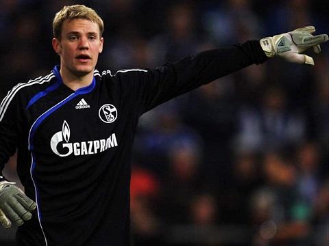Manuel Neuer chia sẻ về chấn thương hồi còn ở Schalke