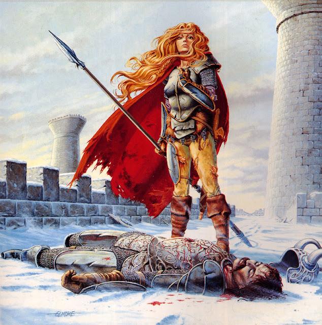Recordando la Dragonlance - Laurana