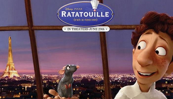 2007 Ratatouille Movie Wallpapers, film animasi terbaru terbaik terpopuler sepanjang sejarah myanimelist