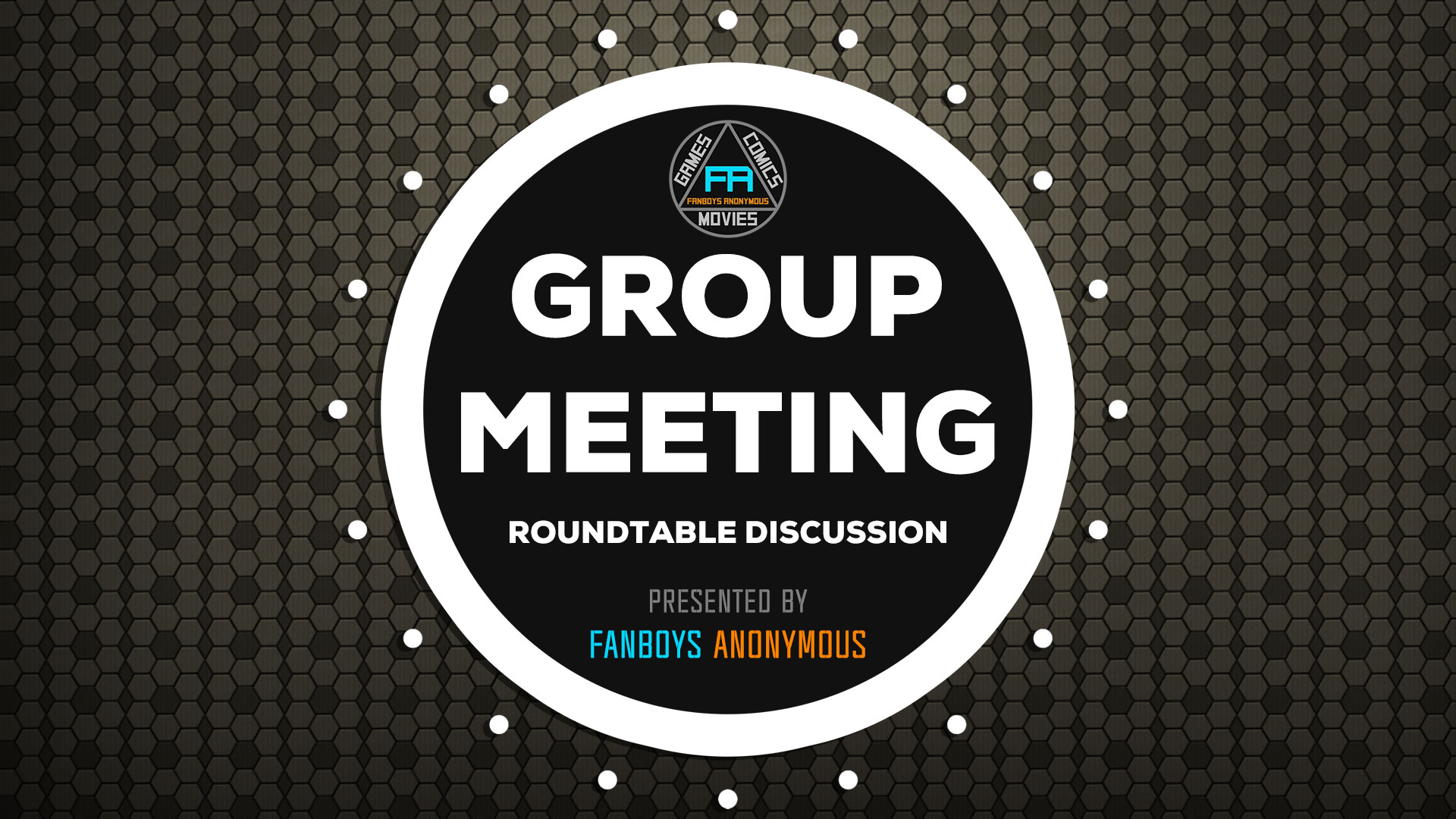 Fanboys Anonymous roundtable discussion show