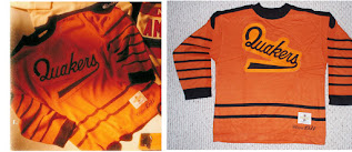 NHL CCM Heritage Jersey Collection - Philadelphia Quakers circa 1931