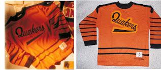 NHL CCM Heritage Jersey Collection - Philadelphia Quakers circa 1931