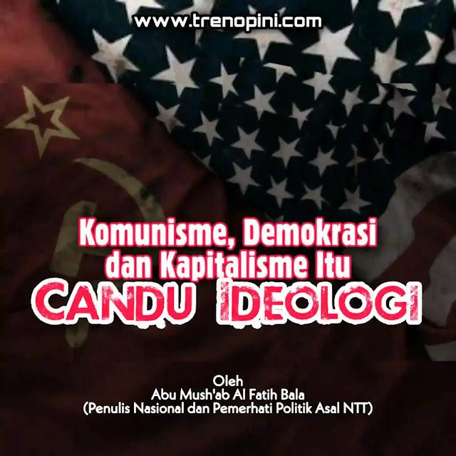 ideologi Islam, kapitalisme, komunisme