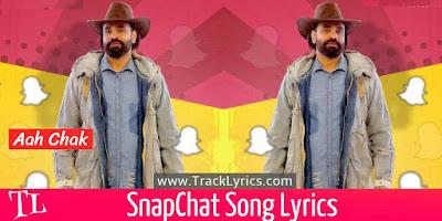 snapchat-lyrics-babbu-maan