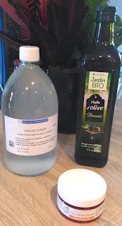 recette et ingrédients liniment fait maison