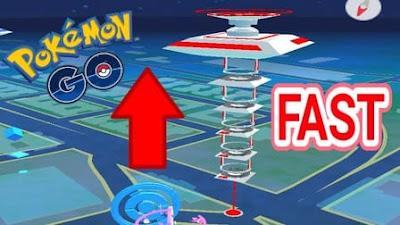 Cara Cepat Menaikkan Level Gym di Pokemon Go