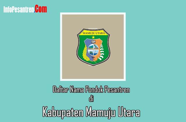 Pesantren di Kabupaten Mamuju Utara