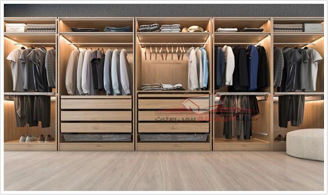 أشياء يجب معرفتها قبل شراء خزانة خشبية لغرفة نومك