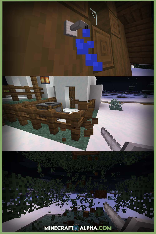 Minecraft Modern Life Mod Images