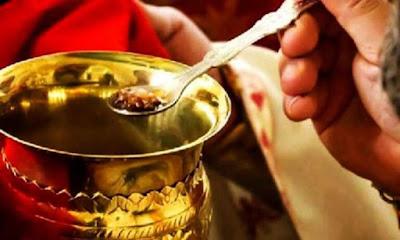 Η Θεία Μετάληψη απαγορεύτηκε στην Ορθόδοξη Εκκλησία της Γερμανίας