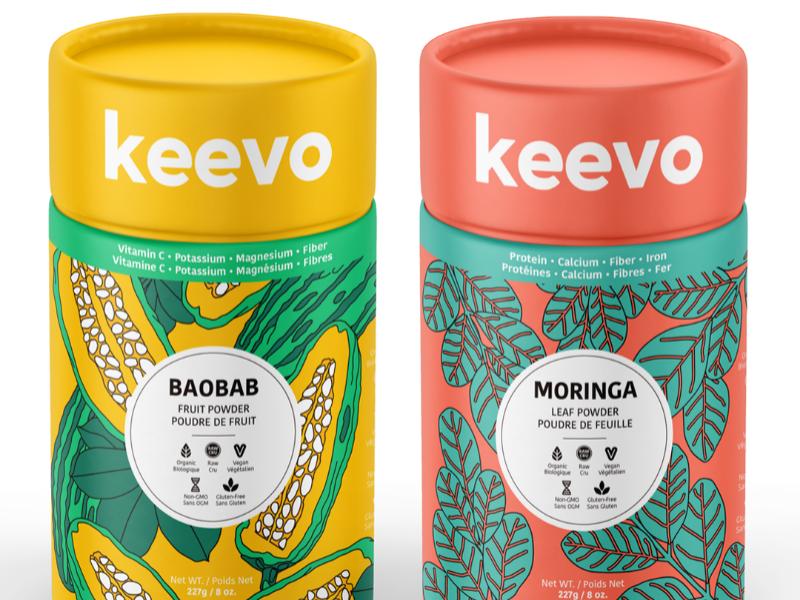 KEEVO Nutrition